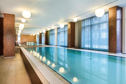 The swimming pool at or near Adina Apartment Hotel Copenhagen