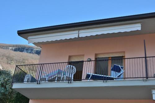 Balcone o terrazza di Residenza Candor