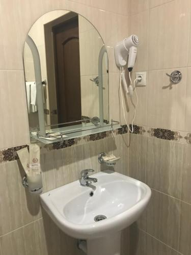 Ванная комната в Guest House Etoka