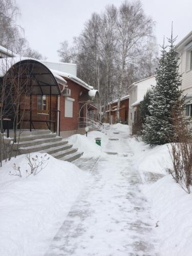 TownHouse Tszh ShiShMa during the winter