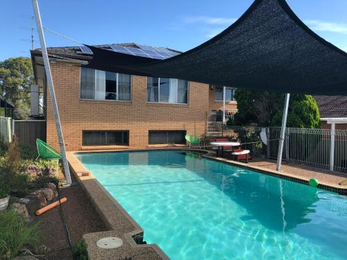 The swimming pool at or near Coal d' Vine VIEW - Cessnock NSW