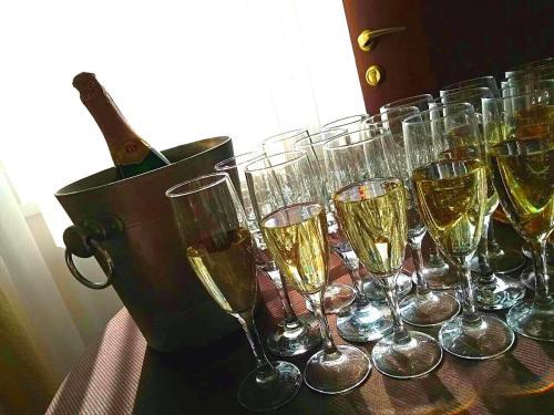 Drinks at Brigantina Hotel Complex