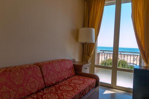 Posezení v ubytování Hotel Principe