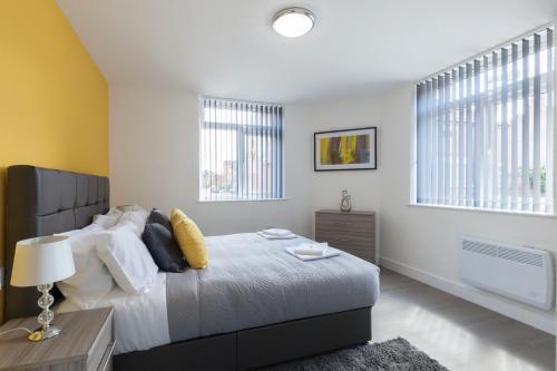 Smartapart Serviced Apartments Loughborough