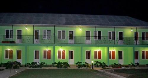 Здание гостевого дома