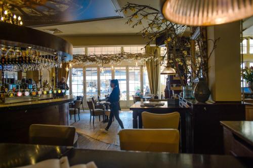 Лаундж или бар в Hotel XL