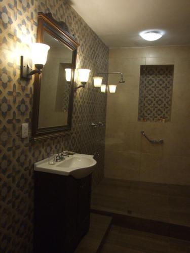 Un baño de Izamal Plaza
