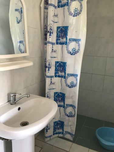 Ванная комната в Guest House Kristina