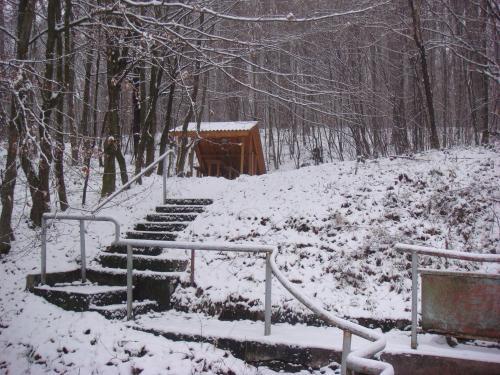 Гостиничный Комплекс Бабаево зимой