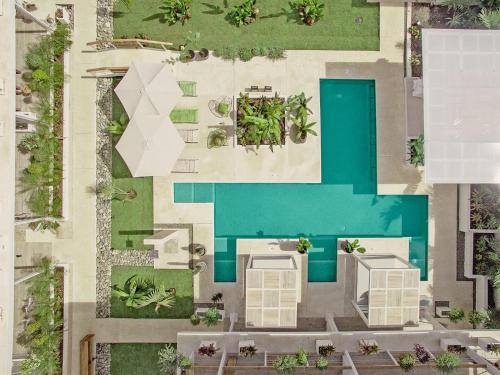 The floor plan of Umami Hotel - Adults Only