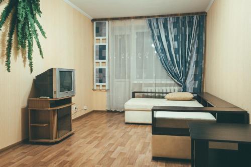 Кровать или кровати в номере Prime Home 2