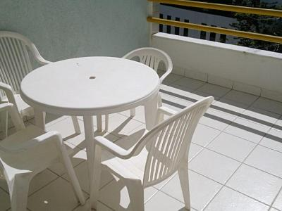 A balcony or terrace at Apartment Ondina Tropical