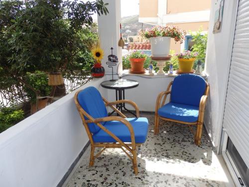 Μπαλκόνι ή βεράντα στο Stavento House