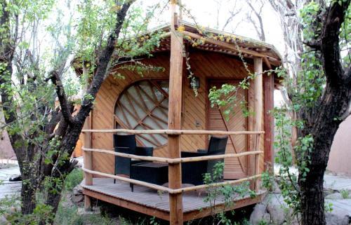 Spa o instalaciones de bienestar en Hotel Poblado Kimal