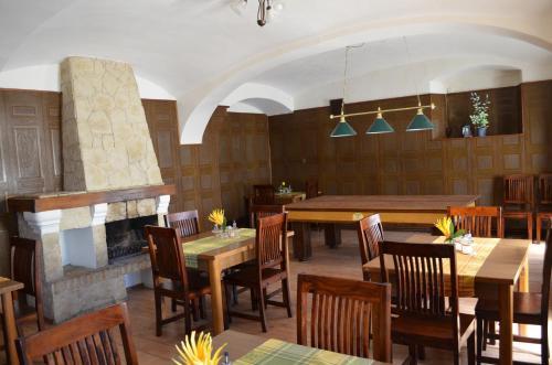 Restaurace v ubytování Stará pošta