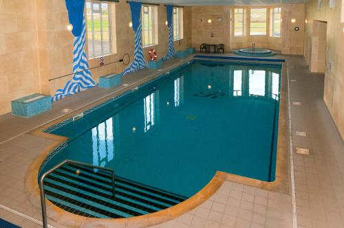 The swimming pool at or near Rosapenna Hotel & Golf Resort