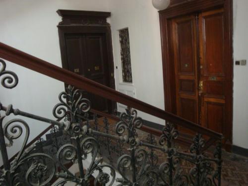 Balcone o terrazza di Gallery Hostel