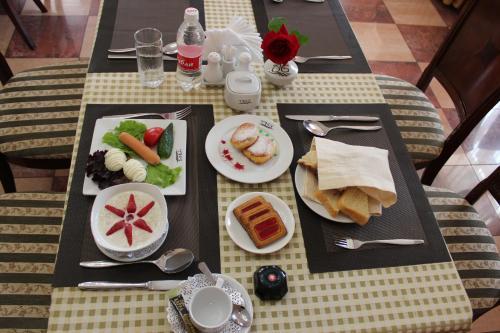 Ресторан / где поесть в Гостиница АльГрадо
