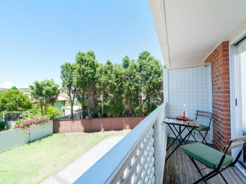 A balcony or terrace at Reef Close, 3/7