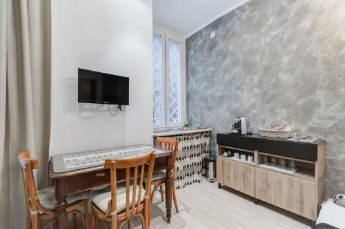 Cucina o angolo cottura di Guesthouse Sant'Angelo