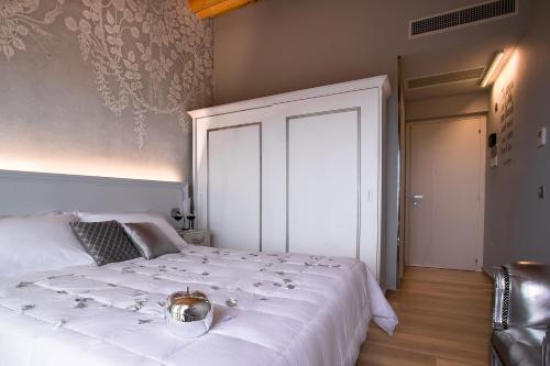 Letto o letti in una camera di Bellavistarelax
