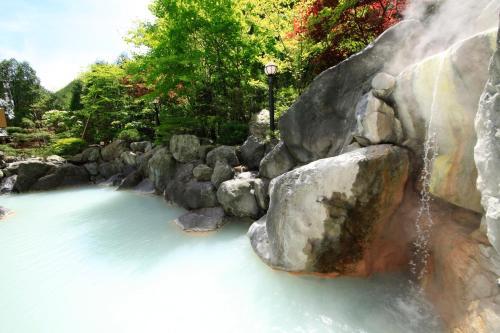 Natural landscape near the ryokan