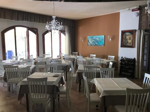 Ресторан / где поесть в Hotel La Sirenetta