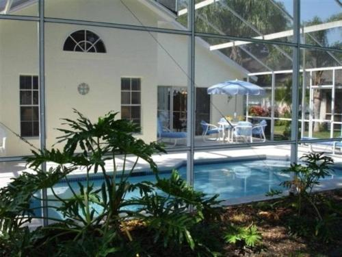 The swimming pool at or close to Villa Cosy - Kissimmee