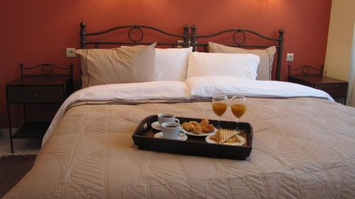 Επιλογές πρωινού για τους επισκέπτες του Σάλβια