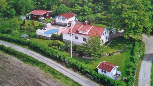 A bird's-eye view of Villa Helena Bed & Breakfast - Adults Only