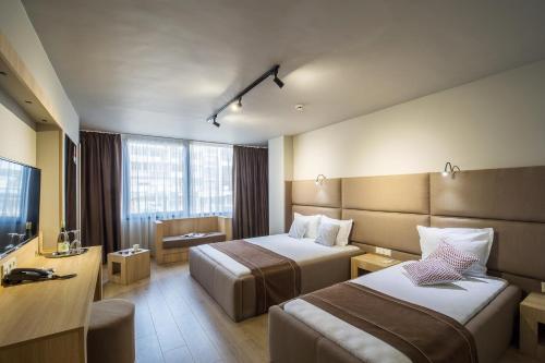 Hotel BLVD 7 Plovdiv, Bulgaria