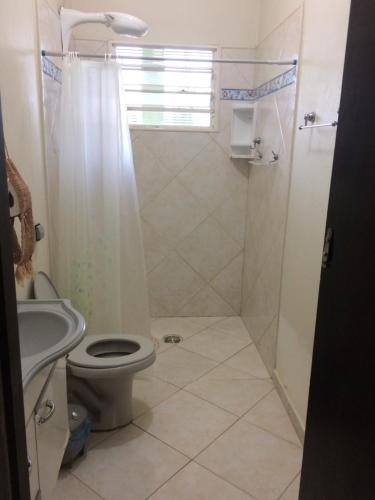 A bathroom at Casa Prox Camara Municipal