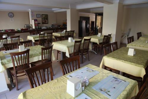 Ресторан / где поесть в Alin Hotel