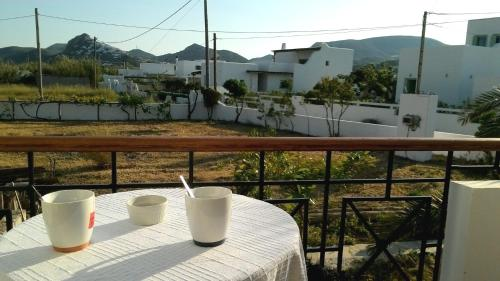 Μπαλκόνι ή βεράντα στο Vila Armonia
