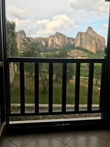 נוף הרים כללי או נוף הרים שצולם מהמלון