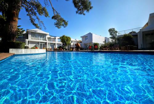 Πισίνα στο ή κοντά στο Loriet Hotel
