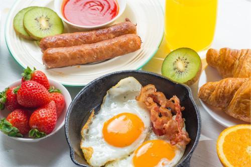 Opciones de desayuno disponibles en Hotel Abades Recogidas
