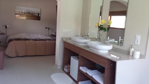 Un baño de Casa Olyves