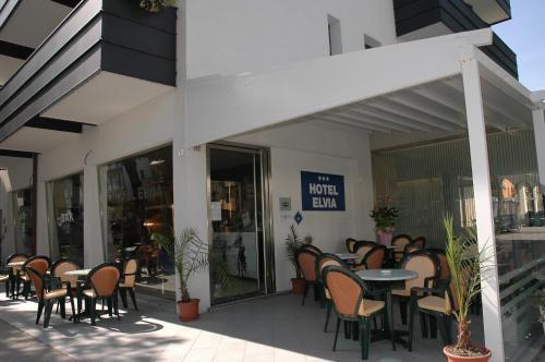 Restaurace v ubytování Hotel Elvia