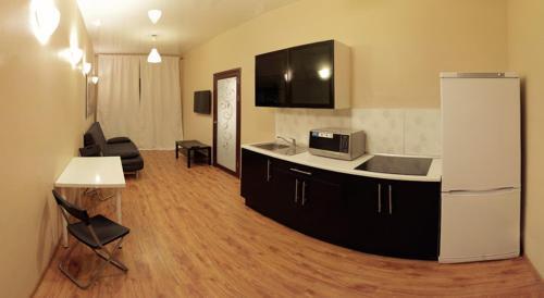 Телевизор и/или развлекательный центр в Первоуральк Отель Diana