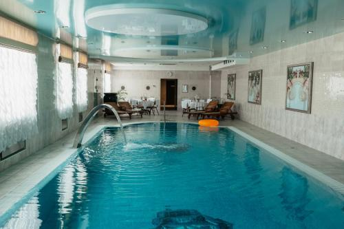 The swimming pool at or near Imperial Club Deluxe