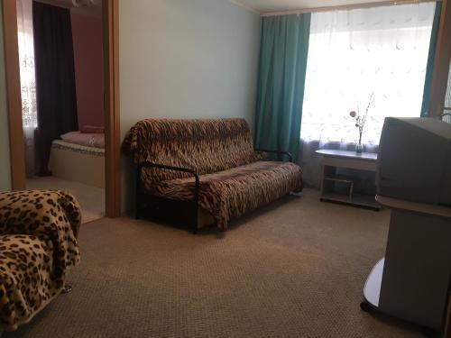 Гостиная зона в Appartamenty 2