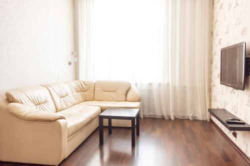 Гостиная зона в Апартаменты на Чапаевской 232