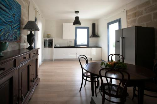 Cucina o angolo cottura di Luxury Favignana Villa