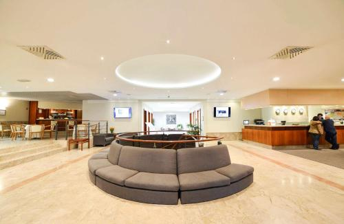 The lobby or reception area at Best Western Park Hotel