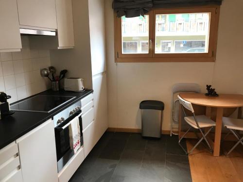 Küche/Küchenzeile in der Unterkunft Apartment Elin