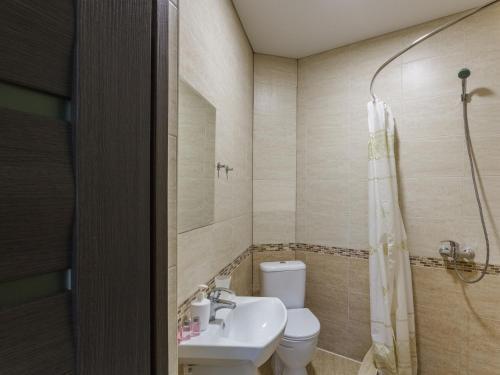 Ванная комната в Гостевой Дом «VAN»