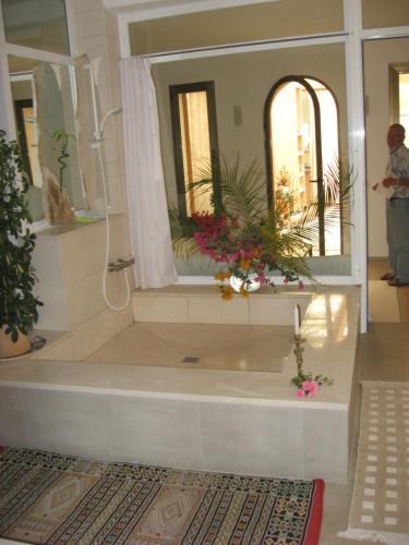 Un baño de Complejo La Ermita
