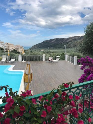 A view of the pool at Agriturismo Giorgio or nearby