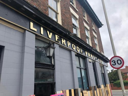 Liverpool Party Pad
